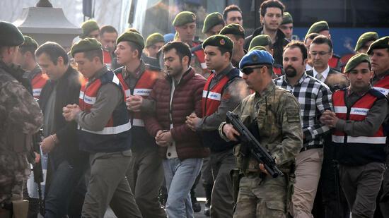 Mutmaßliches Erdogan-Mordkommando vor Gericht