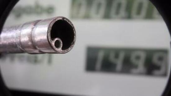 Der Einzelhandelspreis auf das Benzin die Städte