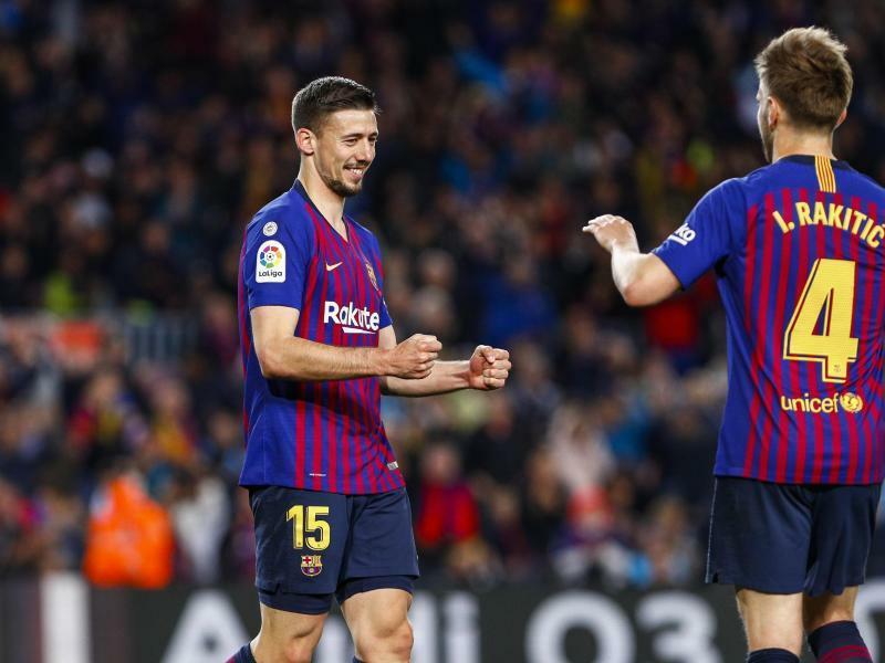 FCBarcelona dicht vor Titelgewinn in Spanien