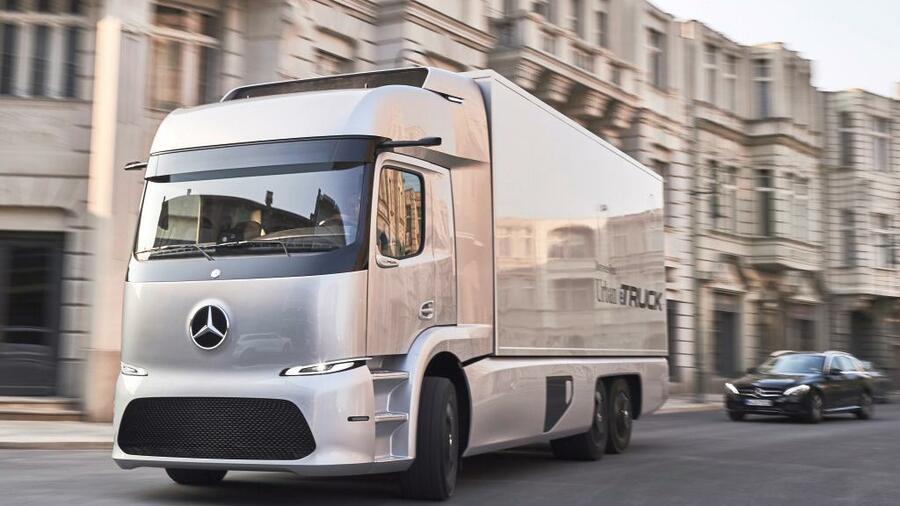 Trucker müssen aufs Tempo drücken