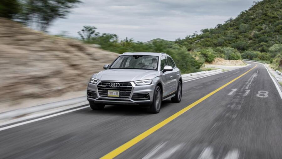 Fahrbericht Audi Q5: In Mexiko gebaut on