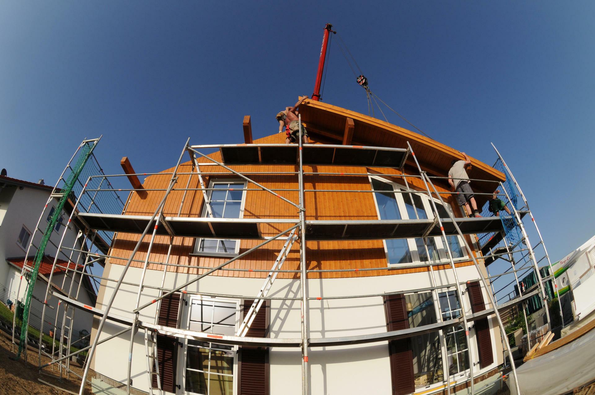 Immobilienfinanzierung Das Baugeld Dilemma