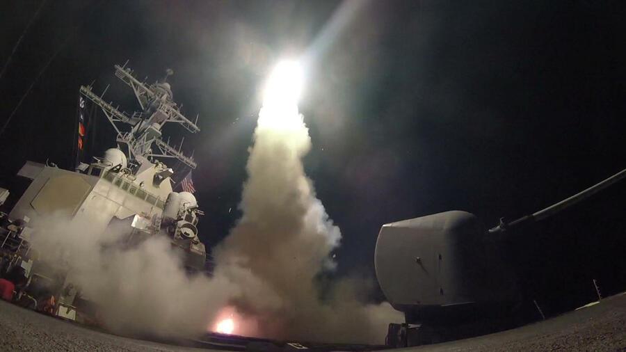 eingesetzte waffen im syrienkonflikt
