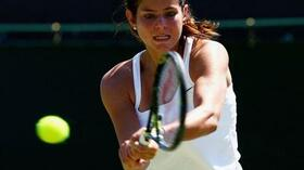 Aus in Istanbul: Julia Görges. Foto: Bongarts/Getty Images Quelle: SID