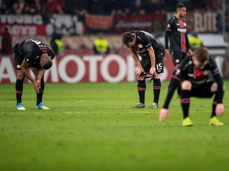 "Bayer tut Aus gegen Krasnodar weh - Volland: ""Enorm bitter"""