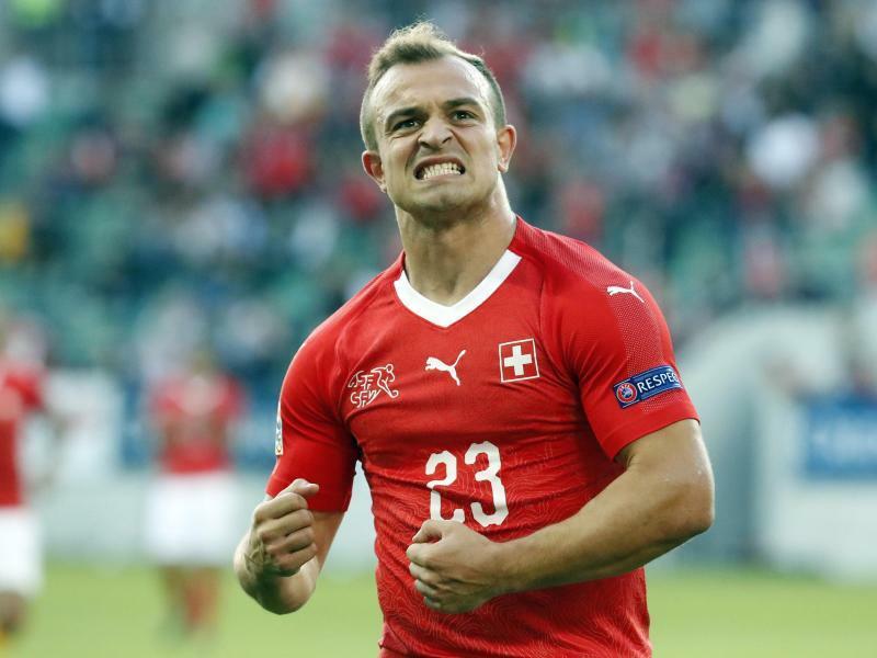 Liverpool-Profi Shaqiri fehlt Schweizer Nationalelf