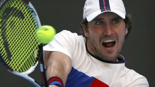 Tennis: Mischa Zverev in Stockholm im Viertelfinale gescheitert