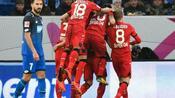 Fußball: Leverkusen Zweiter - Kellersiege für Freiburg und Mainz