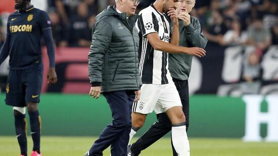 Juventus steht im Final von Cardiff