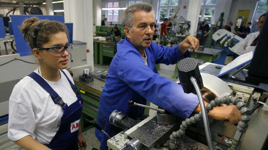 Industrie:
