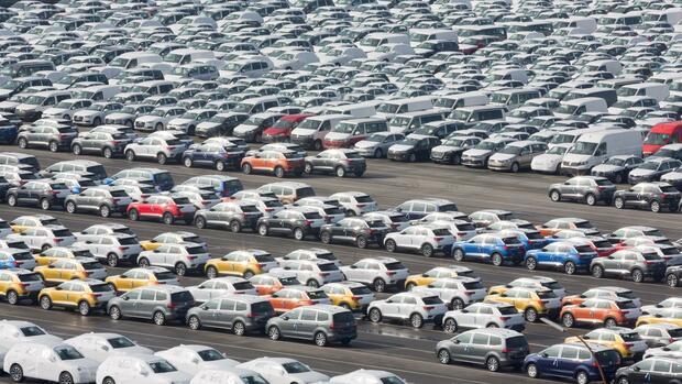 """Presseschau: """"Autozölle werden zur neuen Front im Handelskrieg"""""""