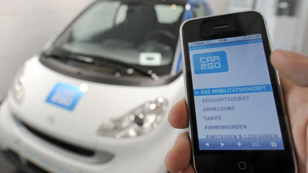 Car-Sharing News: Aktuelle Nachrichten zur Sharing Economy bei Autos Quelle: dpa/picture alliance