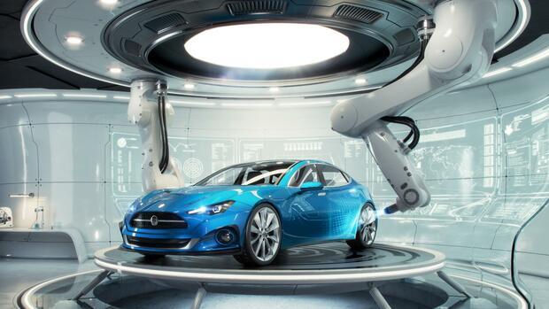 Softwareplattformen: Autos mit Hirn – Wie sich Daimler, VW und BMW neu erfinden