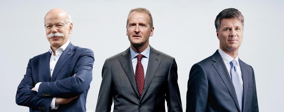 Entspannung nach Krisentelefonat: Autohersteller einigen sich auf E-Auto-Strategie