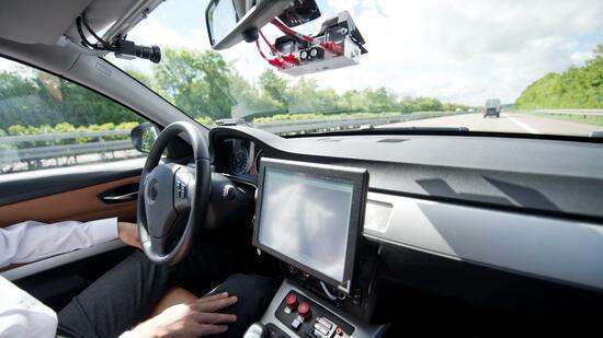 Briten machen Tempo bei selbstfahrenden Autos
