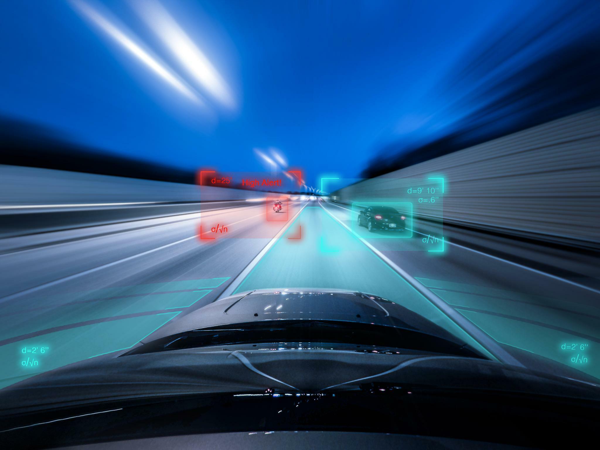 Autobauer entschleunigen beim autonomen Fahren