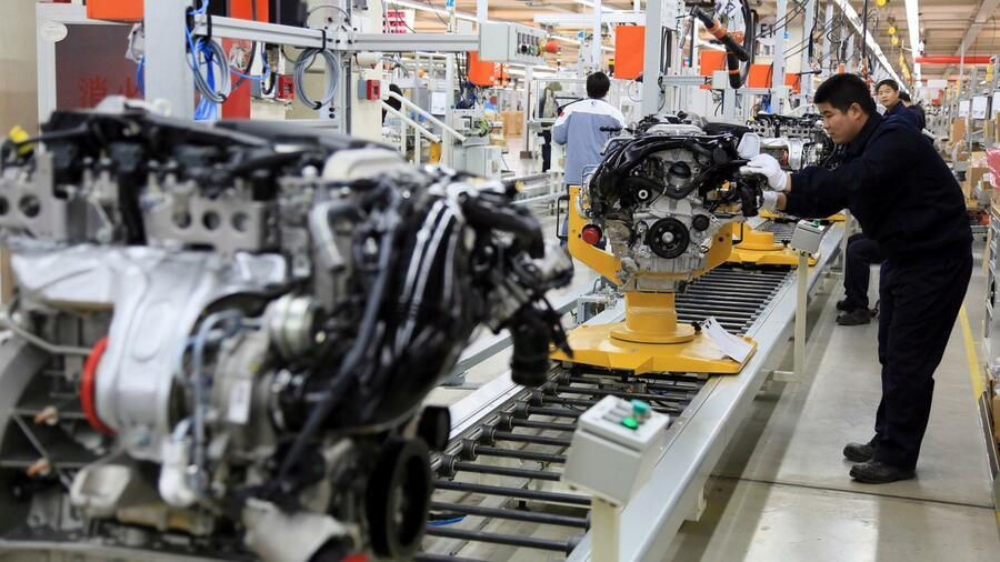 Wirtschaft, Handel & Finanzen: Chinas Wirtschaft wächst im zweiten Quartal um 6,7 Prozent