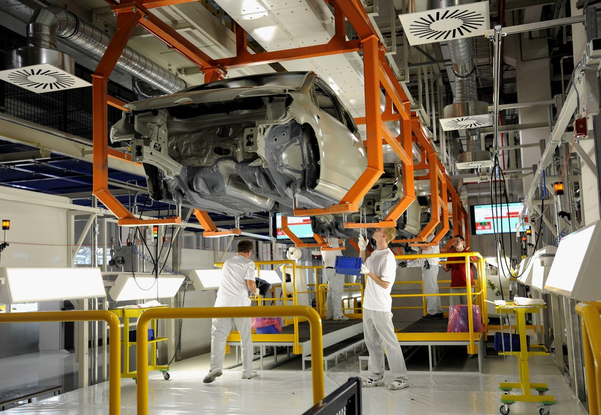 Slowakei will mehr Autos entwickeln statt nur produzieren