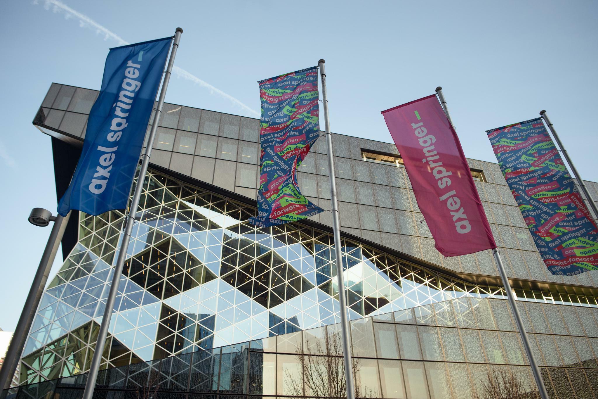 Axel Springer plant Rückzug von der Börse
