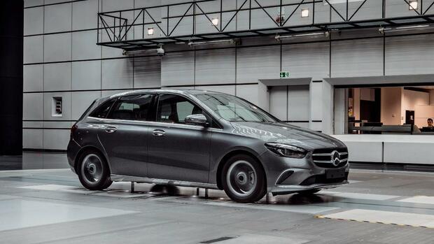 Daimler: B-Klasse droht das Aus: Mercedes strafft die Modellpalette