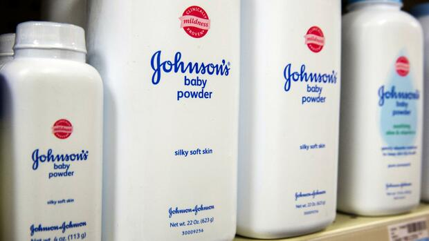 Johnson & Johnson soll Millionenstrafe zahlen
