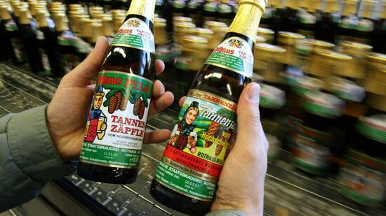 Anheuser-Busch Inbev schliesst Hasseröder-Verkauf nicht aus