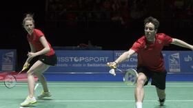 Deutsches Badminton-Team qualifiziert sich für EM-Endrunde