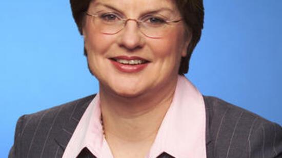<b>Bärbel Schomberg</b> ist nicht länger Degi-Chefin. Quelle: DEGI - 1-format2010