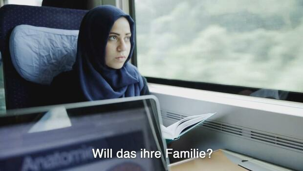 Bahn-Video auf Facebook