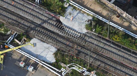 Bahntunnel Rastatt