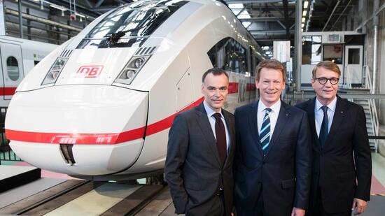 Bahn-Aufsichtsrat beruft Barclays-Banker Doll zum Logistik-Vorstand