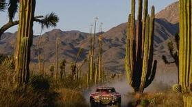 Baja 1 000 in Mexiko. Foto: Bongarts/Getty Images Quelle: SID