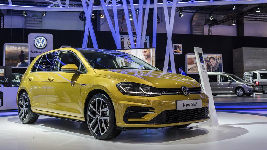 Vw Golf Ist Wieder Das Meistverkaufte Auto In Europa