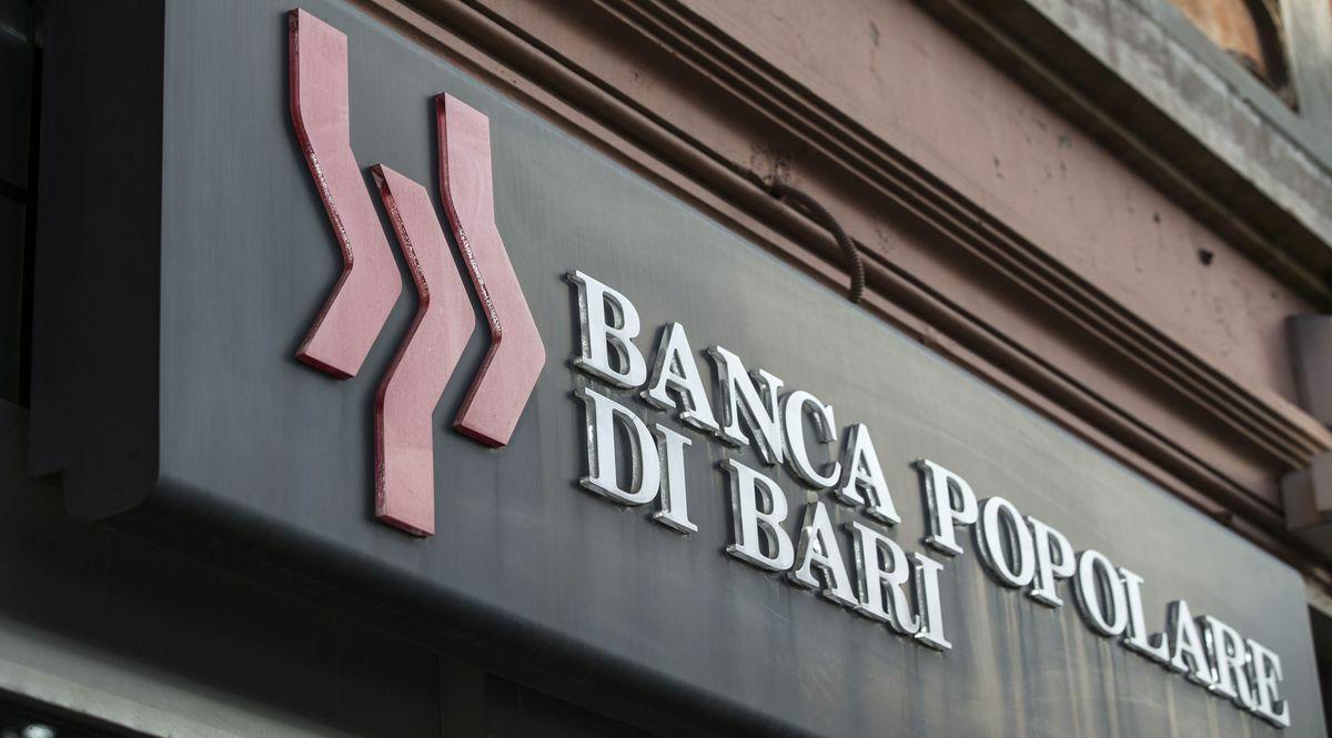 Italien beschließt Rettungspaket für Popolare di Bari