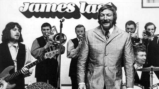 Bandleader der Nation: James Last ist tot