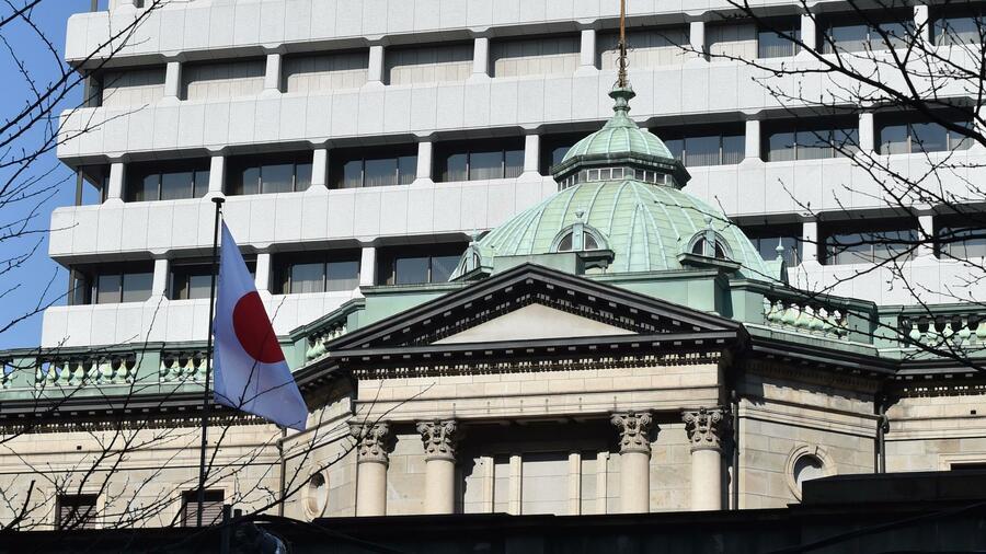 Bank of Japan: Notenbank hält Geldschleusen weit offen