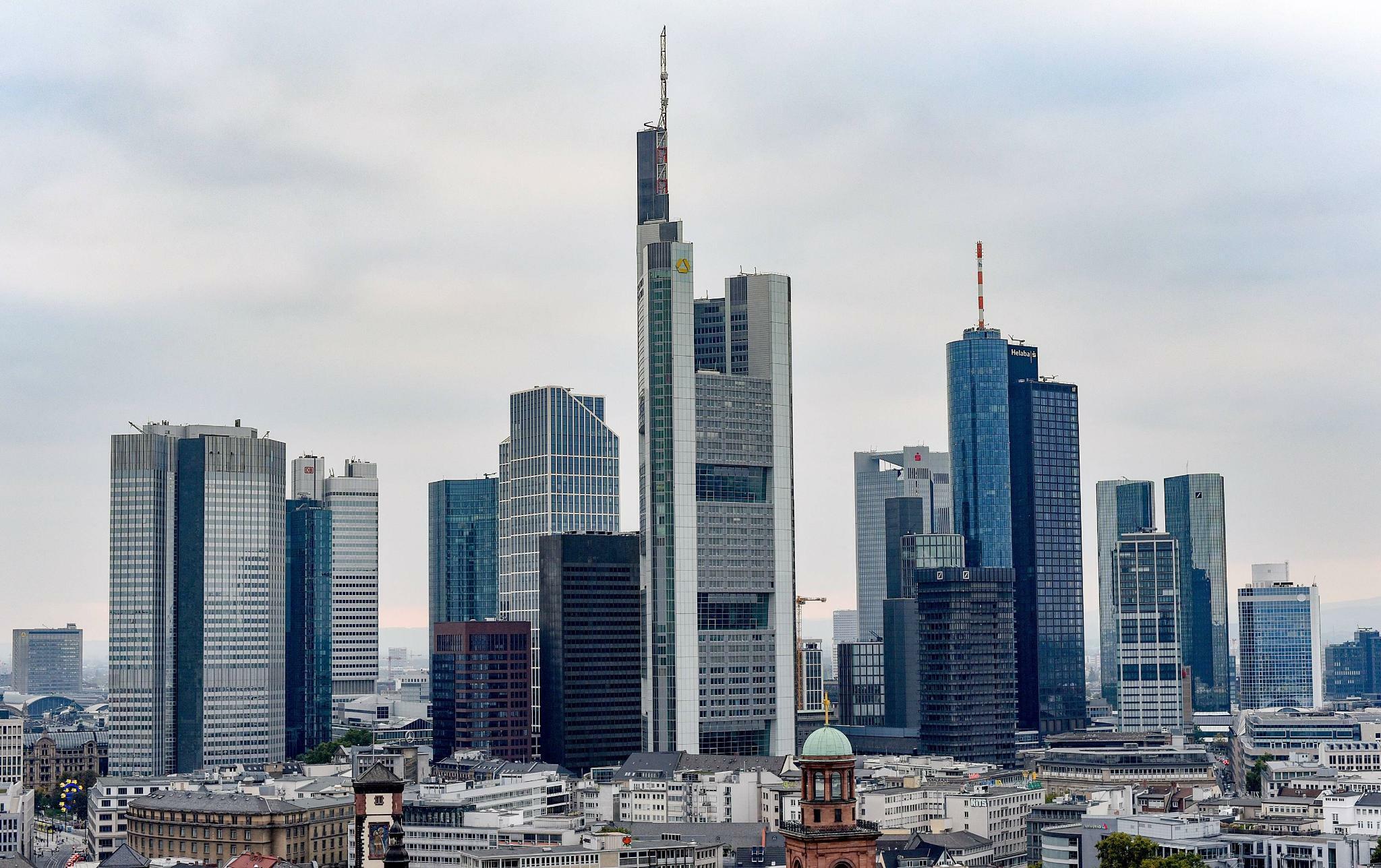 Trotz Sparbemühungen: Die deutschen Banken stehen schlecht da