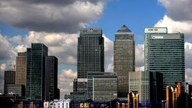 Londons Banker senden Notsignale: Stress and the City