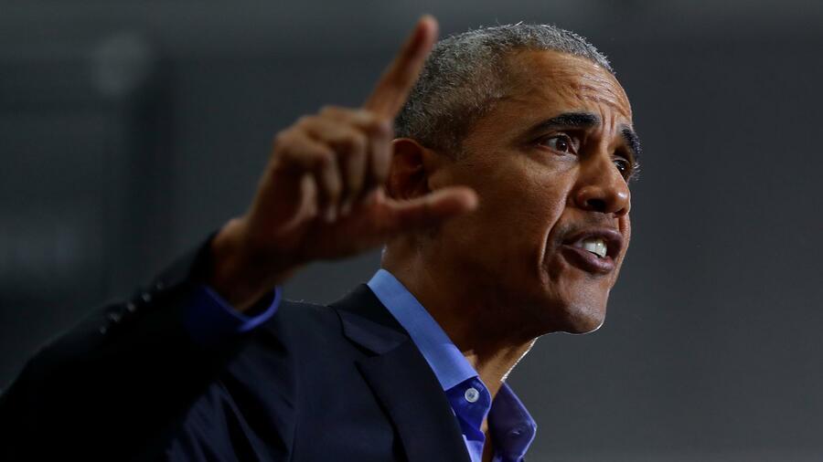 Obama kritisiert Trump bei Wahlkampfauftritt - Politik