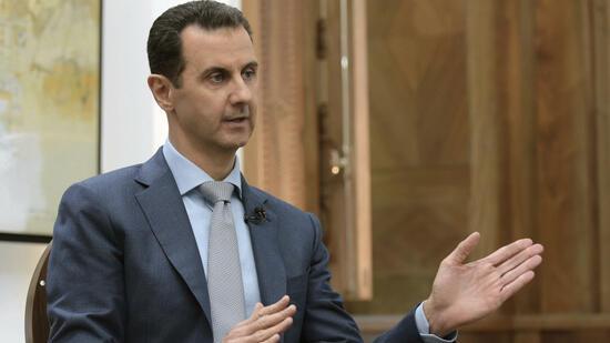 Nach Giftgasangriff in Syrien: USA verhängen neue Sanktionen