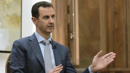 Krieg in Syrien: Israelischer Minister fordert Ermordung Assads