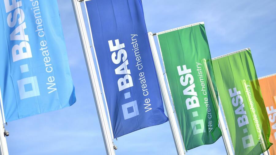 Gewinnrückgang bei BASF - Auch Niedrigwasser im Rhein belastet