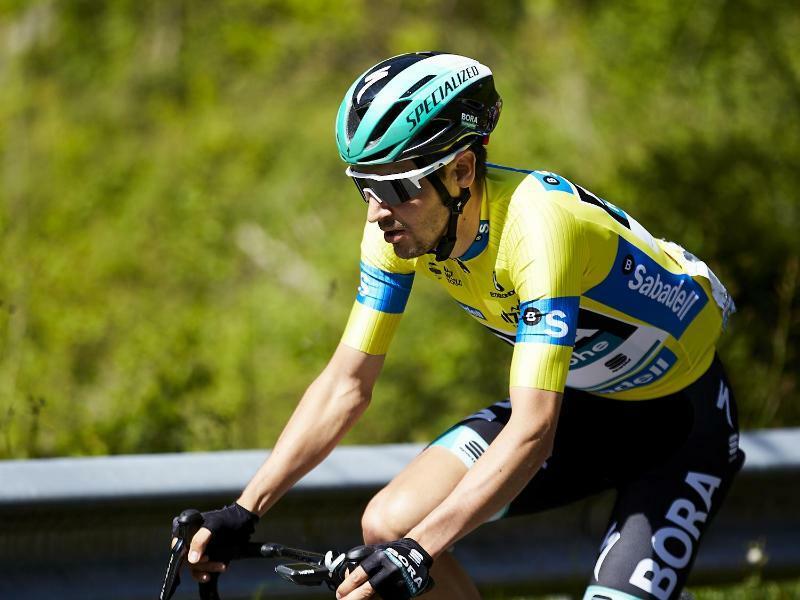 Buchmann verpasst Gesamtsieg der Baskenland-Rundfahrt
