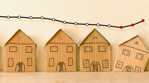 immobilien und kredit wie sie sich die g nstigen zinsen reservieren. Black Bedroom Furniture Sets. Home Design Ideas