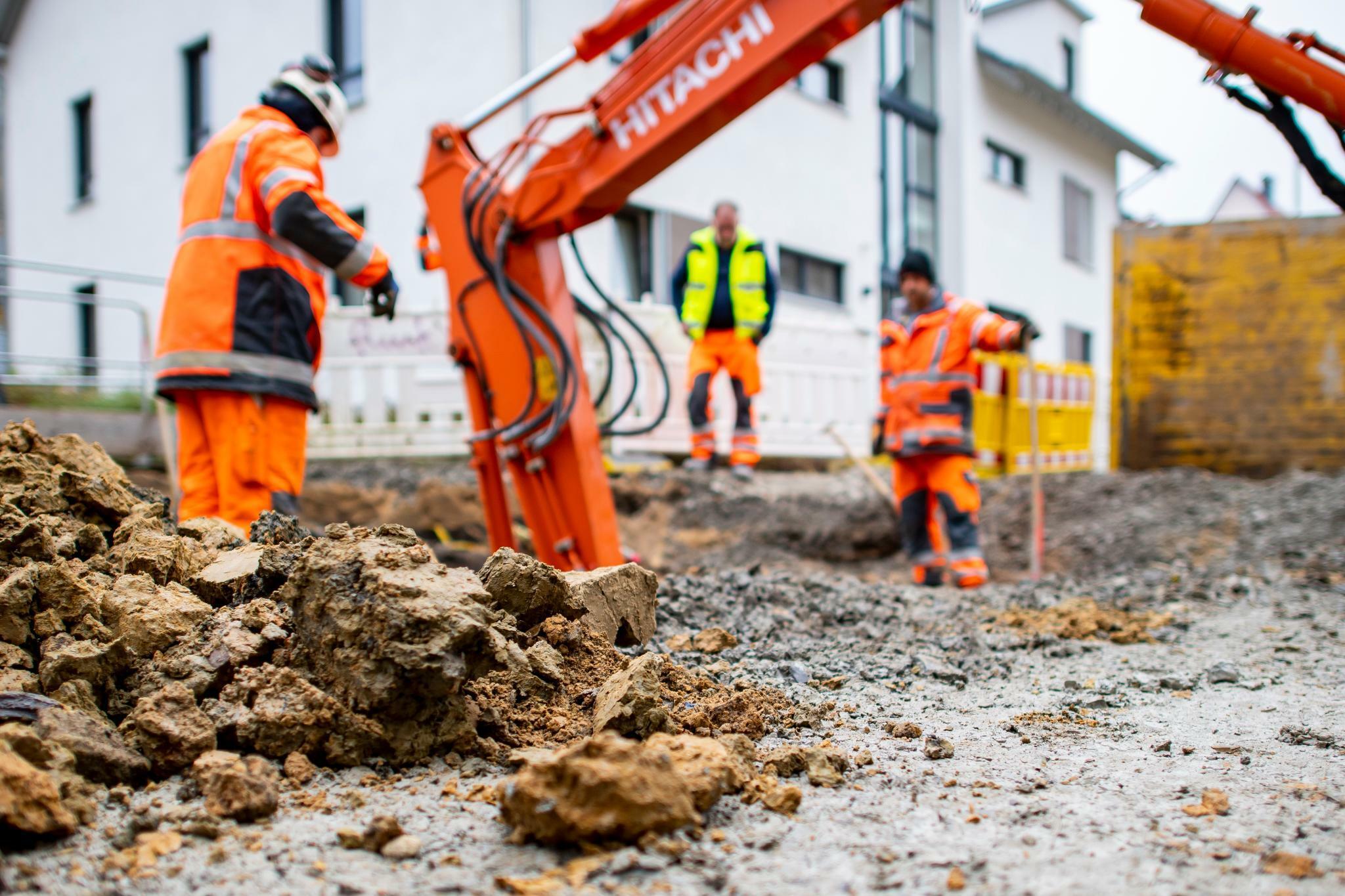 Deutsche Firmen suchen wieder mehr Personal