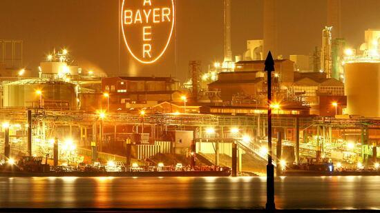 Chefwechsel bei Bayer im Geschäft mit rezeptfreien Mitteln