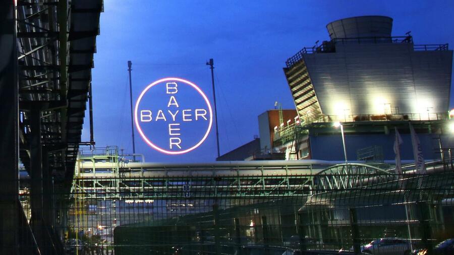 Währungseffekte verhagelten Jahresstart bei Bayer - Ziele gesenkt