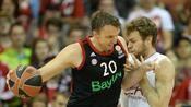 Basketball Euroleague: Euroleague: Bayern-Basketballer kassieren Heimniederlage