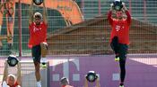 Fußball: Bayern-Profi Martínez mit verstauchtem Kniegelenk