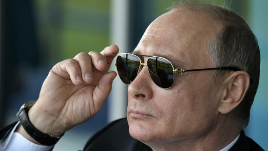 Wladimir Putin: Russland in Person